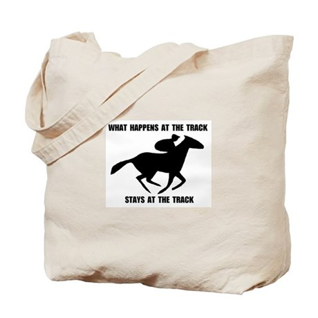 RACETRACK Tote Bag