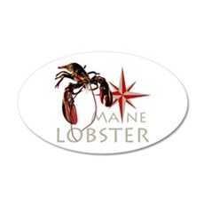 Maine Lobster Wall Decal