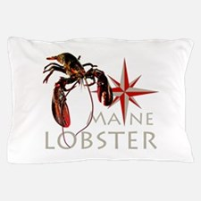 Maine Lobster Pillow Case