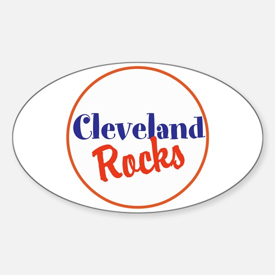 Cleveland Rocks Decal