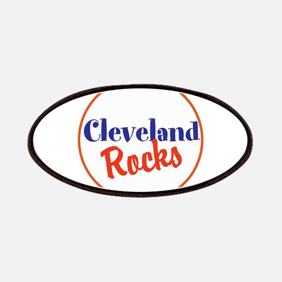 Cleveland Rocks Patch