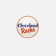 Cleveland Rocks Mini Button