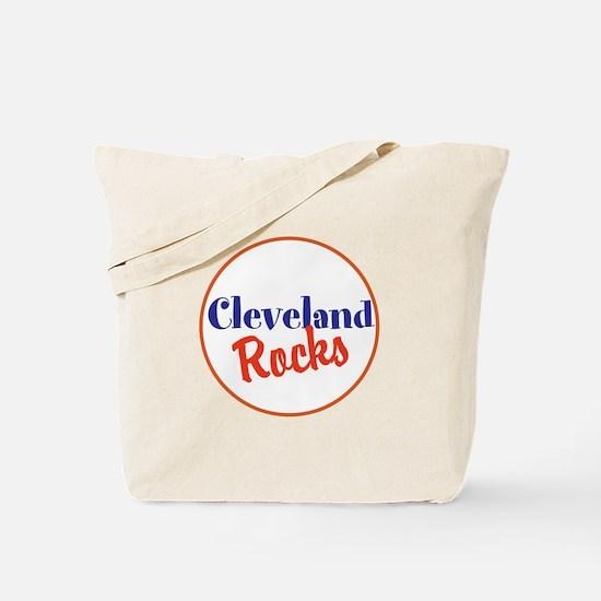 Cleveland Rocks Tote Bag