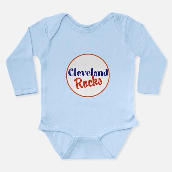Cleveland Rocks Body Suit