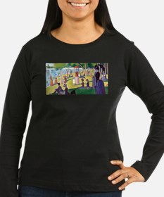 A Sunday Afternoon on La Grand Long Sleeve T-Shirt