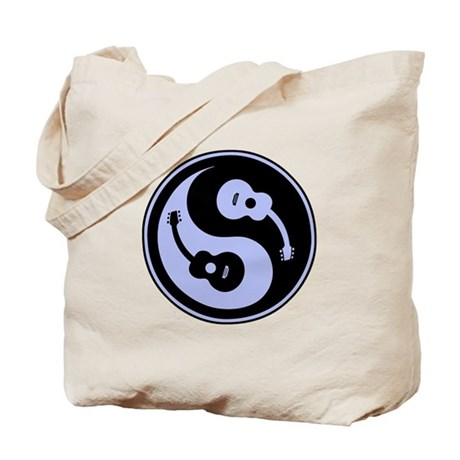 Yin-String Tote Bag