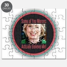Hillary - Morons Puzzle