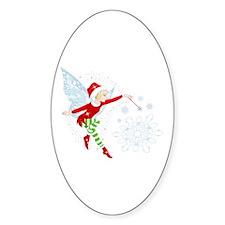 Fairy Merry Christmas 2 Sticker
