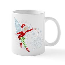 Fairy Merry Christmas 2 Mugs