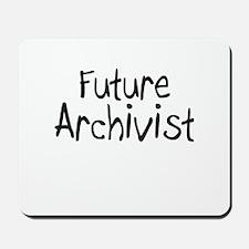 Future Archivist Mousepad