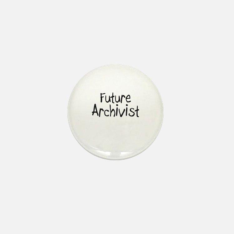 Future Archivist Mini Button