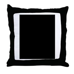 The Middle East Throw Pillow