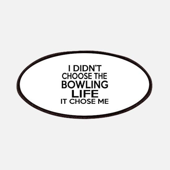 Bowling It Chose Me Patch