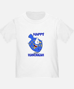 HAPPY HANUKKAH T