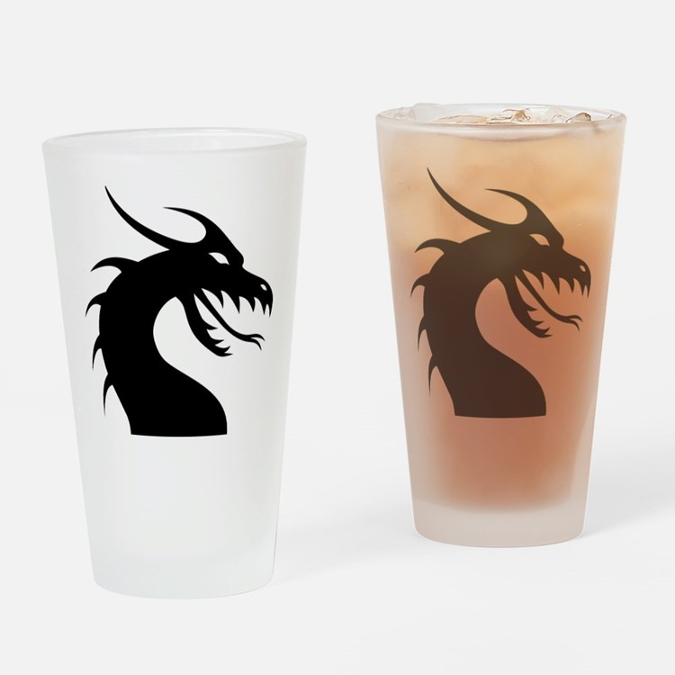 Dragon Drinking Glass