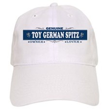 TOY GERMAN SPITZ Baseball Cap