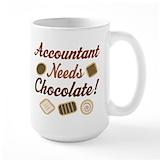 Accountants Large Mugs (15 oz)