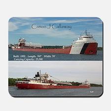 Cason J. Callaway Mousepad