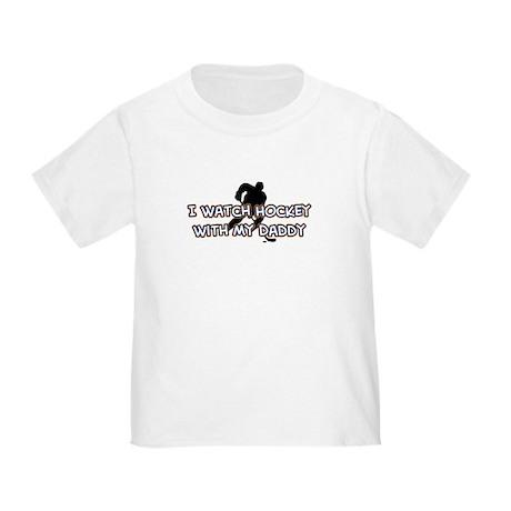 Nashville Hockey Daddy Toddler T-Shirt