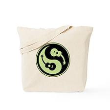 Yin-String Tote Bag