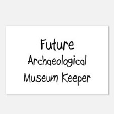 Future Archaeological Museum Keeper Postcards (Pac