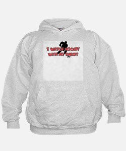 New Jersey Hockey Daddy Hoodie