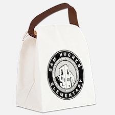 Funny Sam Canvas Lunch Bag