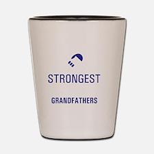 Cute Granddad Shot Glass