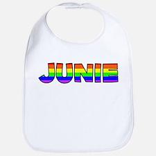 Junie Gay Pride (#004) Bib