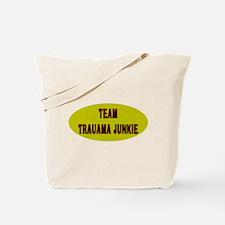 Team Trauma Tote Bag