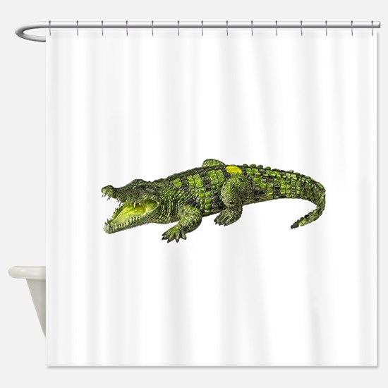 STRIKE Shower Curtain