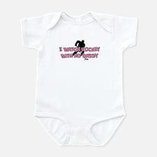 New York Hockey 2 Daddy Infant Bodysuit