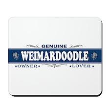 WEIMARDOODLE Mousepad