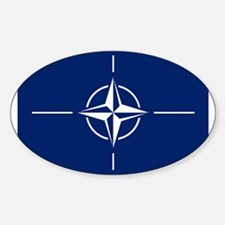 Flag of NATO Decal