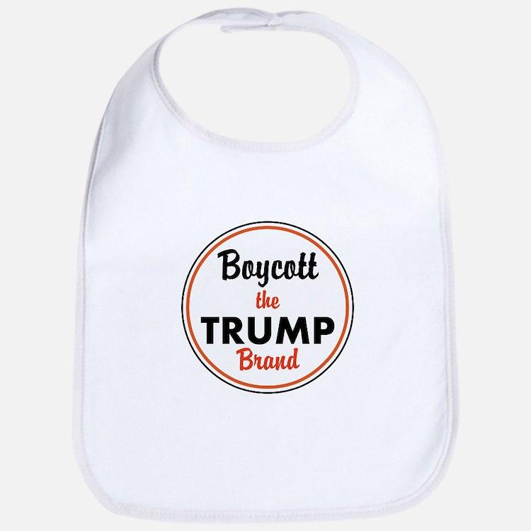boycott the trump brand Bib