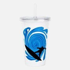 SURF Acrylic Double-wall Tumbler