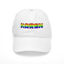 Karen Gay Pride (#004) Baseball Cap