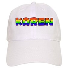 Karen Gay Pride (#004) Hat