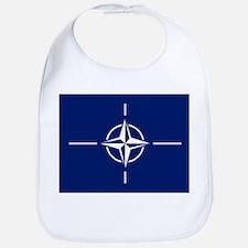 Flag of NATO Bib