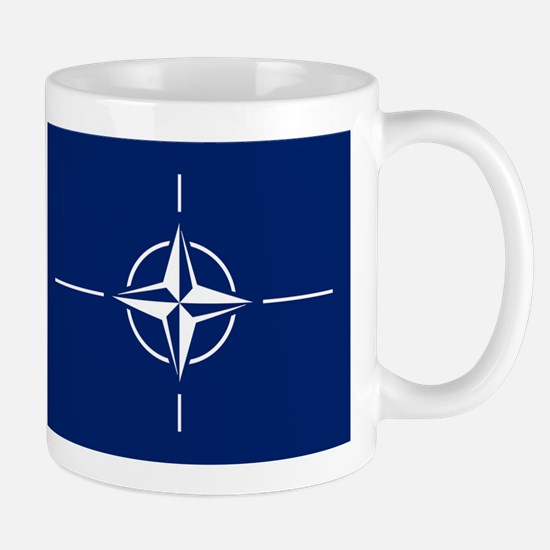 Flag of NATO Mugs