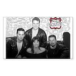 700 South Band Photo Sticker