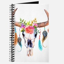 Buffalo Skull Journal