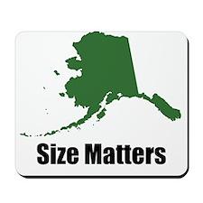 Size Matters Mousepad
