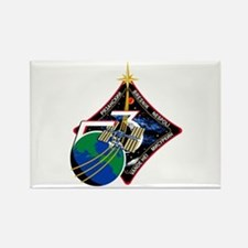 Expedition 53 NEW Rectangle Magnet