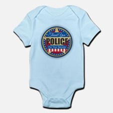 Thank You Police Body Suit