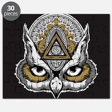 Owl Art Puzzle