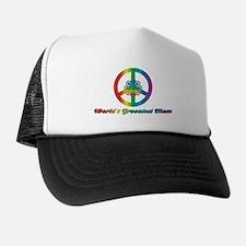 World's Grooviest Mom Trucker Hat