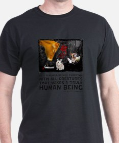 Animal Liberation -Schweizer T-Shirt