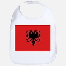 Flag of Albania - Flamuri i Shqipëris&#23 Bib