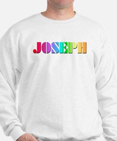 Cute Joseph and the amazing technicolor dreamcoat Sweatshirt